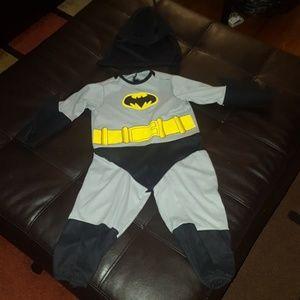 Other - Boy's 3T-4T Batman Halloween costume